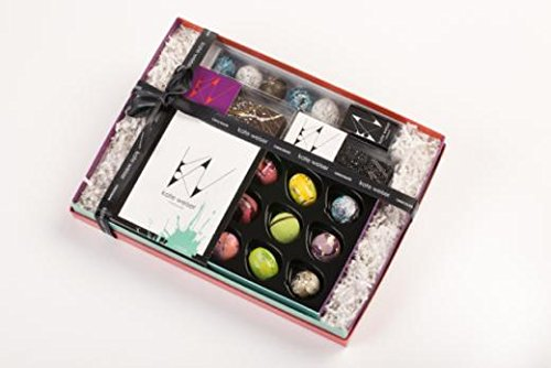 Kate Weiser Chocolate Deluxe Gift Box by Kate Weiser Chocolate