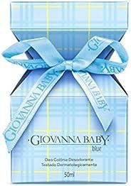 Colônia Desodorante 50 ml Azul, GIOVANNA BABY