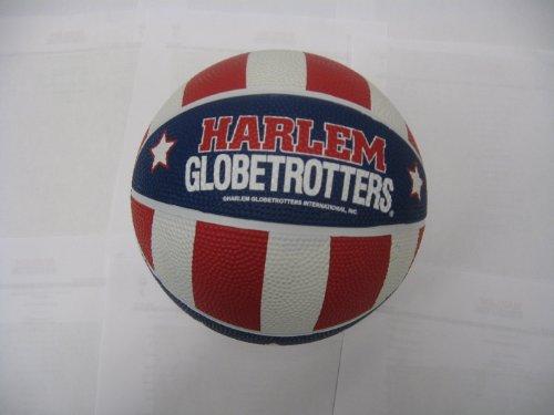 Harlem Globetrotters mini basketball (Harlem Globe Trotters Basketball)