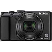 Nikon COOLPIX A900 Digital Camera (Black)