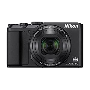 Nikon Coolpix A 900 Camera (Black)