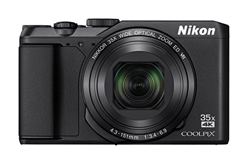 Nikon COOLPIX Digital Camera Black product image