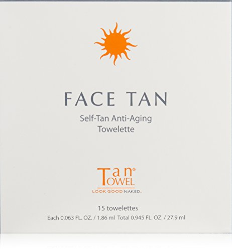 Tan Towel Face 15 Count product image