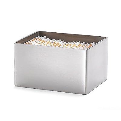 Tablecraft Rectangular Sugar Packet Holder
