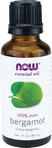 NOW Bergamot Oil, 1-Ounce