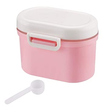 Baby Milk Powder Container Portable Formula Food Dispenser Sealed Travel Storage