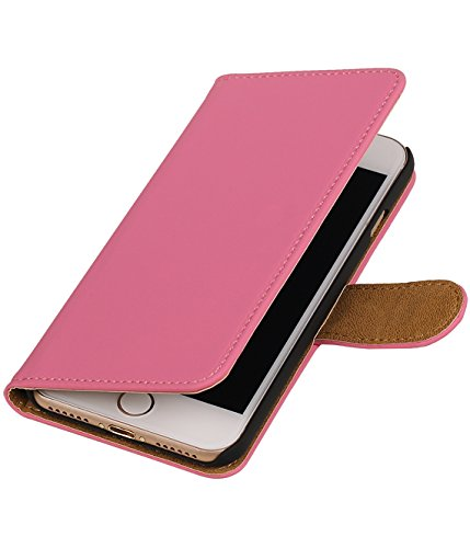 MobileFashion Effen Book Cases pour Iphone 7 Portefeuille Case Cover Booktype avec Slots pour cartes et support