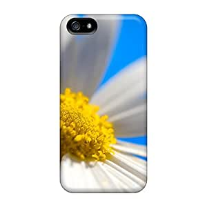 Tough Iphone Oap23274GuCZ Cases Covers/ Cases For Iphone 5/5s(daisy Closeup)