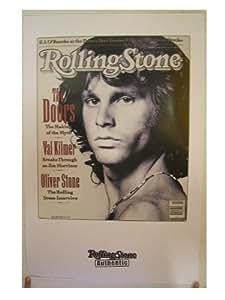 Amazon.com : Doors Poster Jim Morrison Rolling Stones
