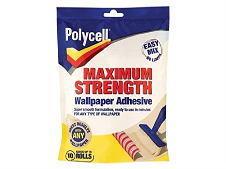 Polycell Maximum Strength Wallpaper Paste 5 Roll