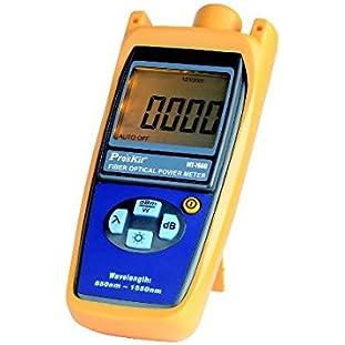 Pro'sKit MT-7600 Fiber Optic Power Meter