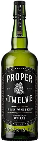 Proper - No.Twelve 12 Connor McGregor Irish - Whisky: Amazon.es ...