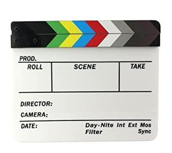 KAIMENG - Pizarra de Pizarra para Películas: Amazon.es ...