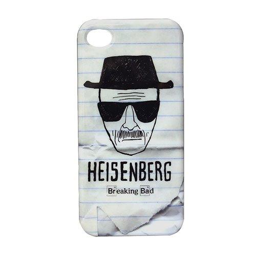 Tribeca Gear Hardshell Case for iPhone 5/5S - Breaking Bad - Heisenberg Sketch White