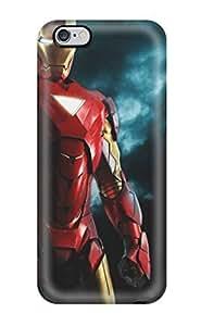 Hot Design Premium JYtPafR14208qNoJg Tpu Case Cover Iphone 6 Plus Protection Case(2010 Iron Man 2)