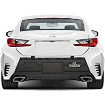 BLACK EDITION Bumper Bully - Bumper Protector - Rear Bumper Protection