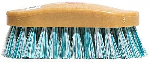 Decker Teal & White Soft Finishing Brush 27