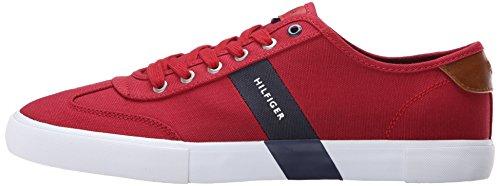 Tommy Hilfiger Men's Pandora Shoe, Red, 8.5 Medium US
