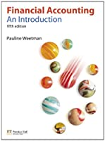 Financial Accounting: An Introduction, 5th Edition Front Cover