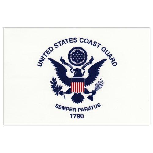 united states coast guard flag - 5