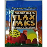 Flax Paks - Organic Milled (case of 500)