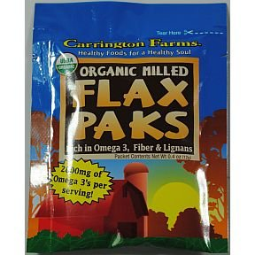 Flax Paks - Organic Milled (case of 500) by Flax Paks
