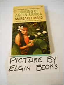 a review of margaret meads coming of age in samoa Mead, margaret warfare is only an invention  margaret mead (1901-1978)  coming of age in samoa (1928), an in.