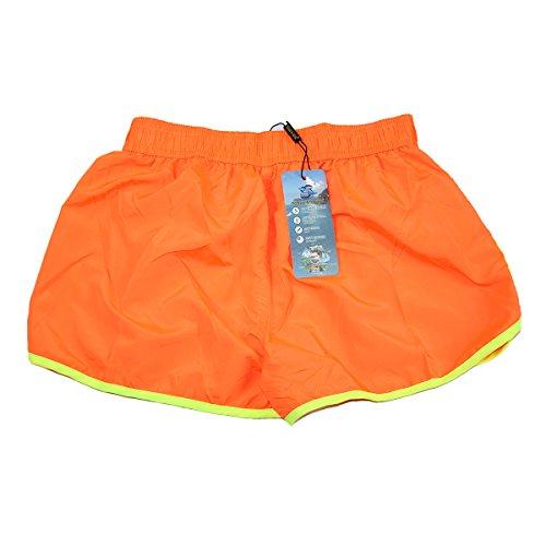 Estate ONE Pants Sport spiaggia Arancione M Pantaloncini Shorts da 3XL Con Donna regolabile Drawstring SHARK Traspirante Hot 4BqwXzzx