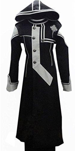 D Gray Man Allen Walker Costumes (CosEnter D.gray-man Allen Walker 1st Version Cosplay Costume)