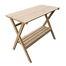 Merry Garden MPG‐PB05 Simple Potting Bench and Console Table