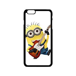 Bulk Price Novelty Cute Cartoon Despicable Me Minions Designer Plastic Case For Iphone 6