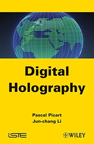 Digital Holography by Brand: Wiley-ISTE