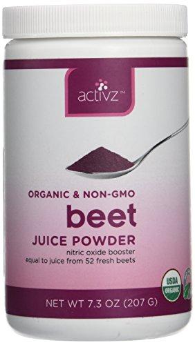 Activz - Organic Beet Juice Powder, 7.3oz (207 G)