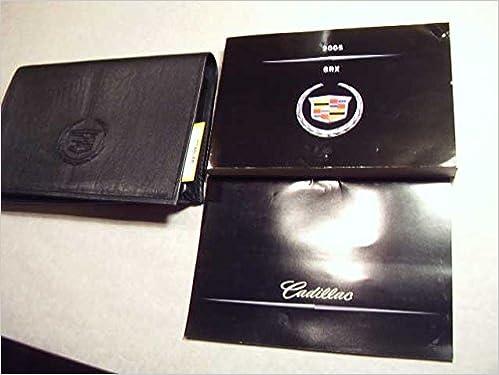 2005 Cadillac Srx Owners Manual Cadillac Amazon Com Books