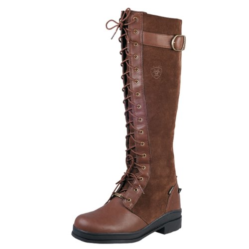 Ariat Chocolate Long Brown Coniston Boot 7r7TAv
