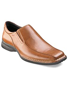 Unlisted by Kenneth Cole Wild Fire Loafers (16W, Cognac)