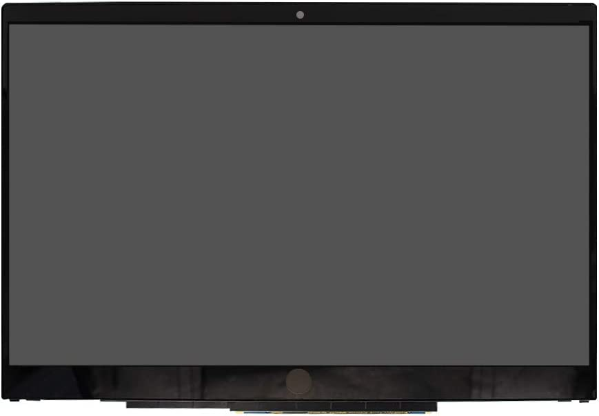 "NBPCLCD Screen Replacement for HP Pavilion X360 15-CR 15T-CR L20824-001 L20825-001 L20822-001 L20823-001 15.6"" FHD LCD Display Touch Screen Assembly w/Digitizer Control Board (Support Pen Touch)"