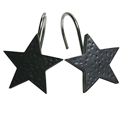 Image Unavailable Not Available For Color Star Shower Curtain Hooks
