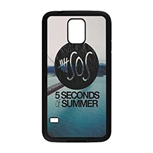 5 SOS Durable Protection Snap On Cover Case For Samsung Galaxy S5 TPU