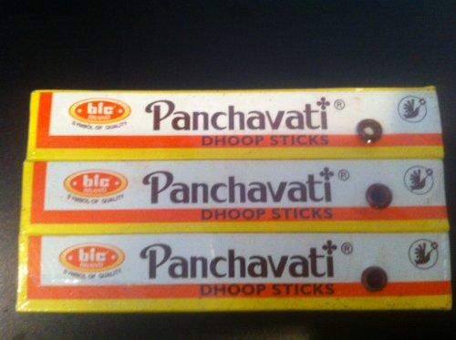 Dhoop Sticks - Dpnamron Panchavati Dhoop Sticks - One Dozen Boxes - 5