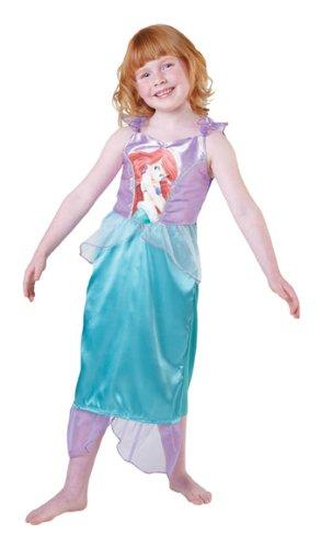 Rubies`s - Disfraz Infantil de Ariel clásico (881852-S)