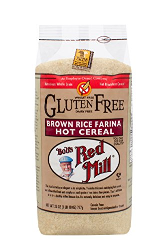 bob red mill brown rice - 3