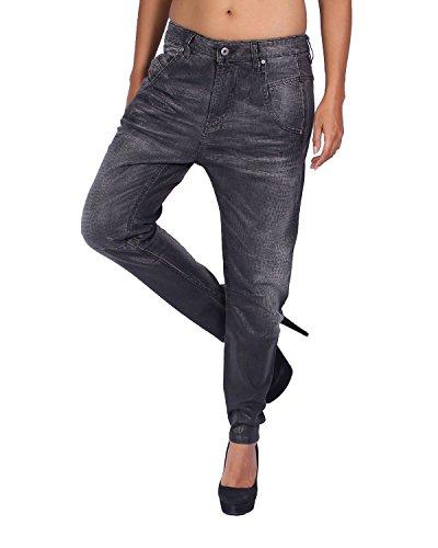 Donna Diesel Grigio Fayza Boyfriend Jeans 0846j FqqTEw8