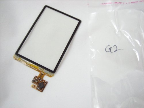 Generic Touch Screen Digitizer Front Glass for HTC MyTouch 3G (Originally Google G2) - Repair Parts Replacement