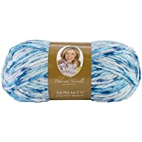 Premier Yarn Deborah Norville Collection 3-Pack Serenity Chunky Light Color Yarn, Seven Seas