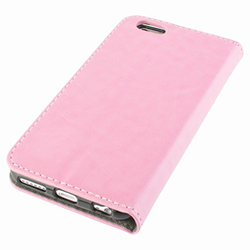 Good Style Apple iphone 6s Case cover, Apple iPhone 6s Light Pink Designer Style Wallet Case Cover
