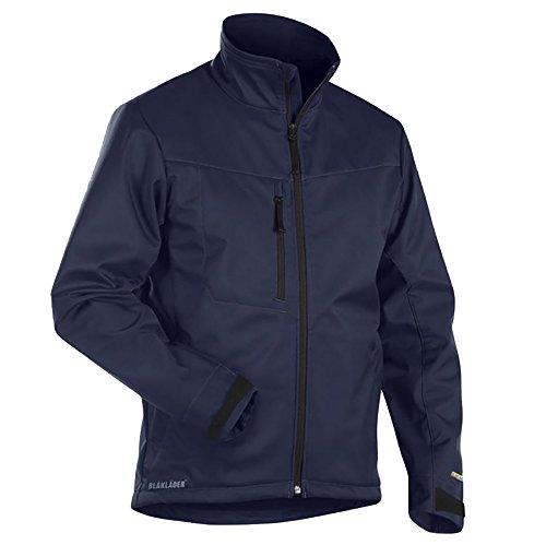Blåkläder Workwear Softshelljacke 4951 unifarben, XL, marine, 1 Stück, 67-49512517-8900-XL