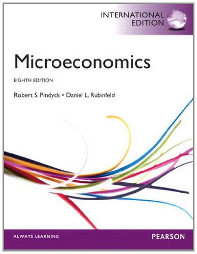 Download Microeconomics: International Edition, 8/E with MyEconLab Student Access Card pdf