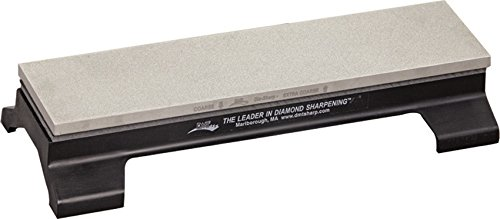 DMT D12CX-WB 12-Inch Dia-Sharp Bench Stone - Extra Coarse/Coarse With Base by DMT (Diamond Machining Technology) (Image #1)