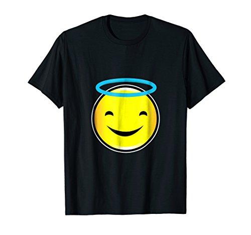 Halloween Group Costume T Shirt DIY Emoji Men Women -